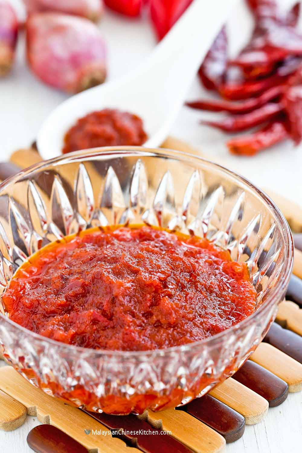 Fried Chili Paste - the perfect spicy condiment