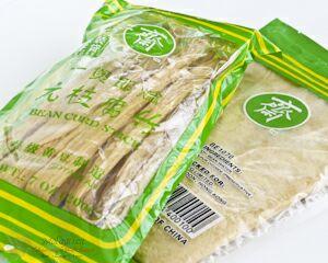Fu chok (dried tofu skins)