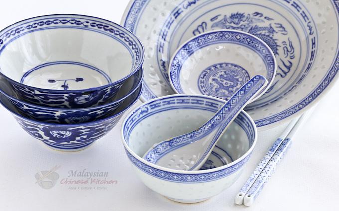 Malaysian Chinese Ceramic Ware
