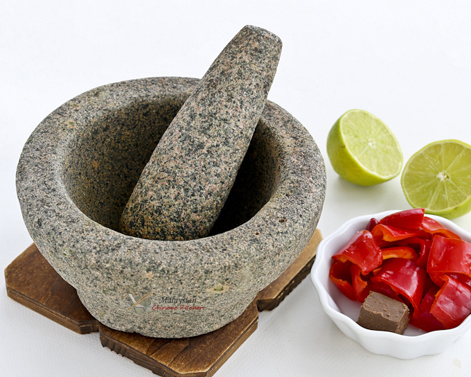 The Stone Kitchen Traditional Culinary Tools Malaysian