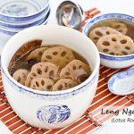Leng Ngau Tong (Lotus Root Soup)