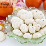 Kuih Bangkit (Tapioca Cookies)
