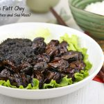 Ho See Fatt Choy (Braised Oysters and Sea Moss)
