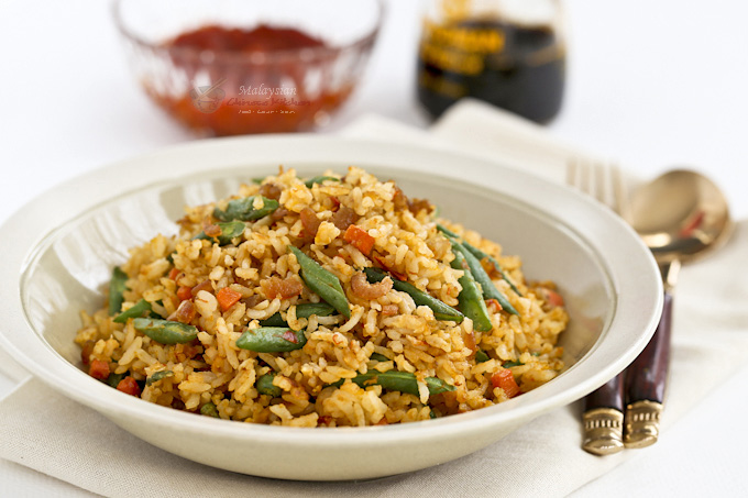 Spicy fried rice malaysian chinese kitchen spicy fried rice ccuart Images