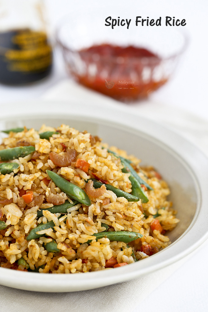 Spicy fried rice malaysian chinese kitchen forumfinder Choice Image