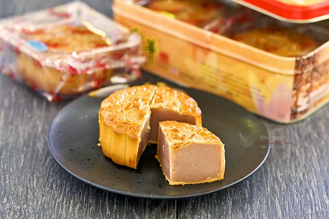 Delicious mooncakes