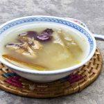 Lou Wong Kua Tong (Mature Cucumber Soup)