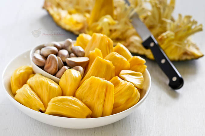 jackfruit sago dessert  malaysian chinese kitchen, Beautiful flower