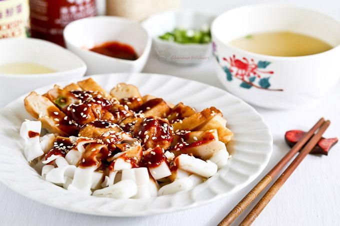 Kuala Lumpur Style Chee Cheong Fun | Malaysian Chinese Kitchen