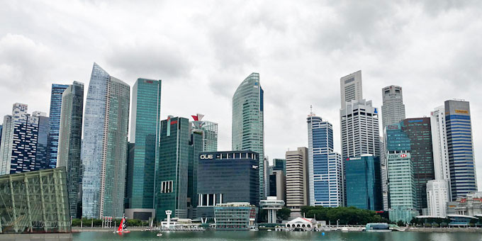 Shiok and Awe in Singapore - reconnecting with friends, enjoying awesome food, and visiting iconic landmarks on this compact island nation. | MalaysianChineseKitchen.com