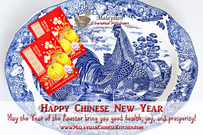 Getting Home for the Chinese New Year - Thoughts about the journey home for the celebration and what it means to those travelling and those waiting.   MalaysianChineseKitchen.com