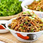 Jiu Hu Char (Stir Fry Jicama with Cuttlefish)