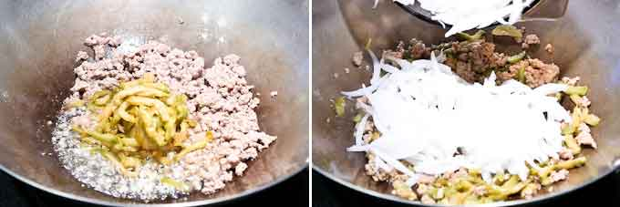 Fried Loh See Fun (Rice Pin Noodles)-7