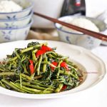 Quick Style Kangkung Belacan