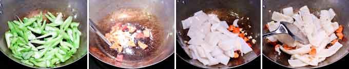 Squid and Celery Stir Fry-6