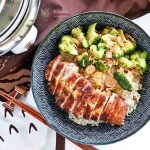 Pork Cutlet Broccoli Bowl – Dine Solo Episode 2