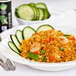 Curry Shrimp Fried Rice – Dine Solo Episode 4