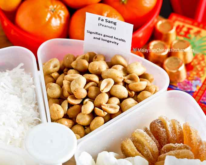 Peanuts for good health and longevity